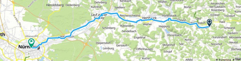 5 Flüsse Radweg Teil 2
