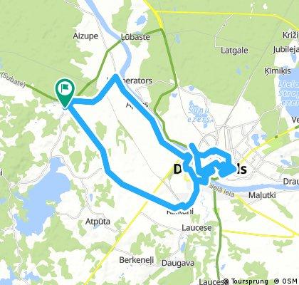 Svente-Daugavpils