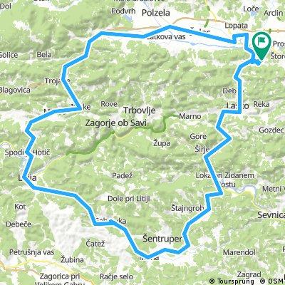 Dolenjsko-Zasavska runda