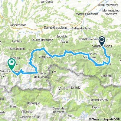 Tour20_St Girons - St Lary Solaun