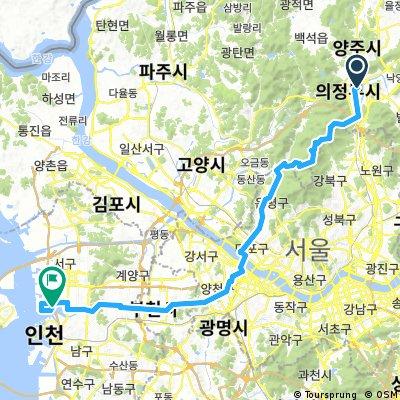 Uijeongbu-Incheon