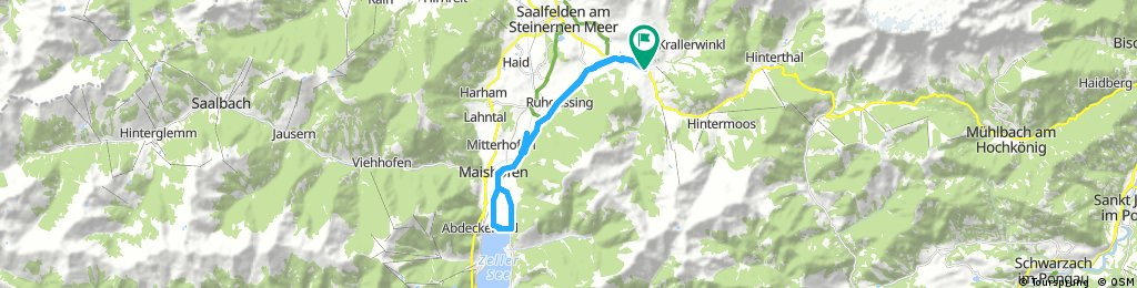 Zell am See Tour
