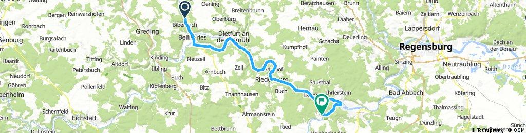2017 Plankstetten Kloster-Weltenburg Kloster