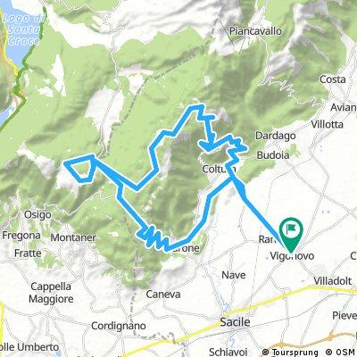 Cansiglio da Vigonovo-Mezzomonte