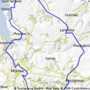 Plourin - Plougasnou - Lanmeur