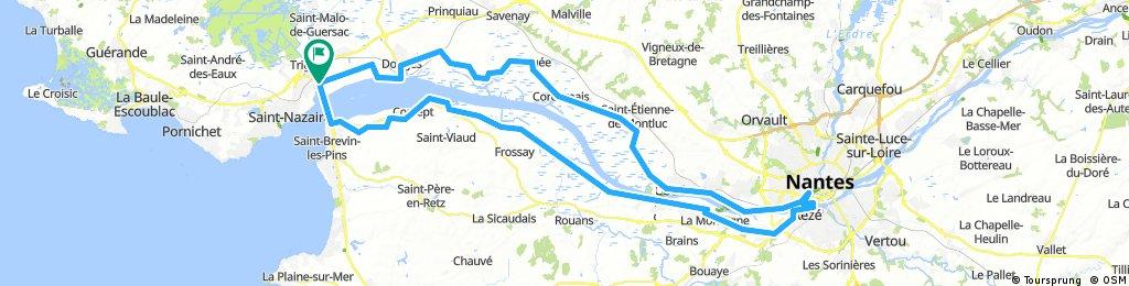 F 500: Loirerunde 1: Saint-Nazaire - Nantes
