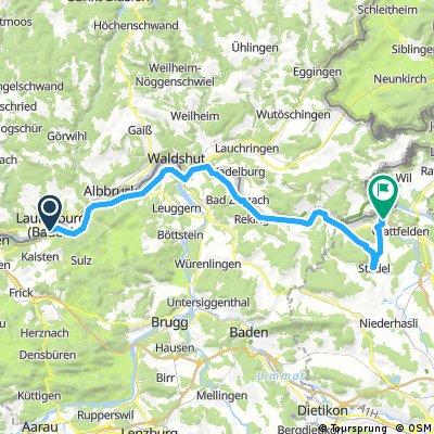Tortour 16 / Laufenburg - Riverside