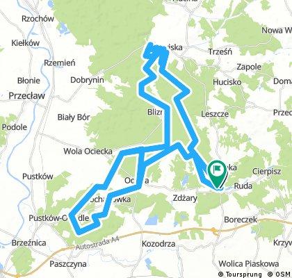 Giga Kellys Cyklokarpaty 2017 Kamionka