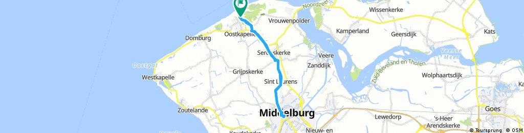 Chillig Nach Middelburg