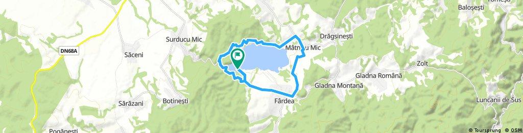 Tura lacului Surduc
