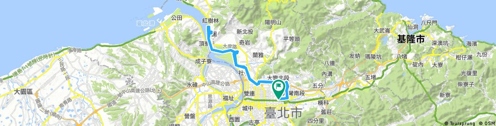 ,2017.8.10Long ride through Dingdongshi