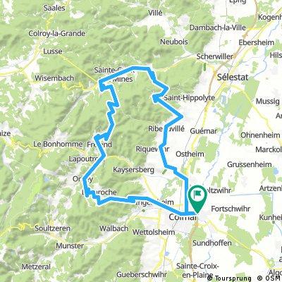 Colmar 3 Berge Nord