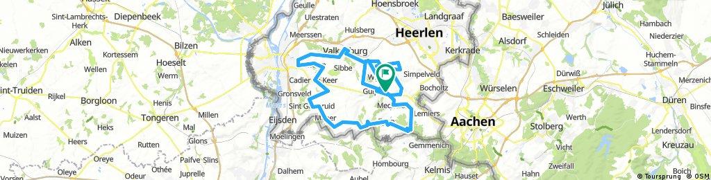 Rondje Zuid-Limburg