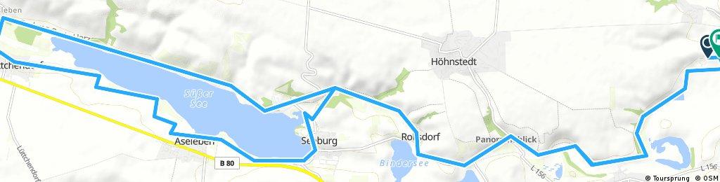 Süßer See1, Zappendorf-um Süßen See-Zappendorf