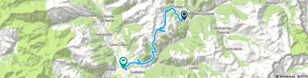 Tour du Queyras J 5