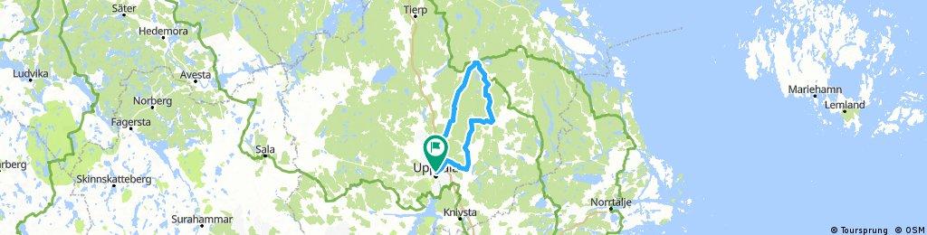 Uppsala - Österby hembageri ToR