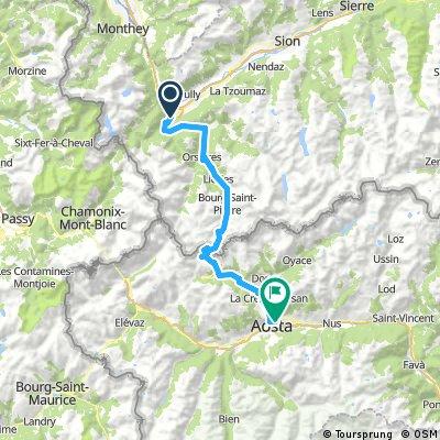 1-Tag_Martigny-Aosta