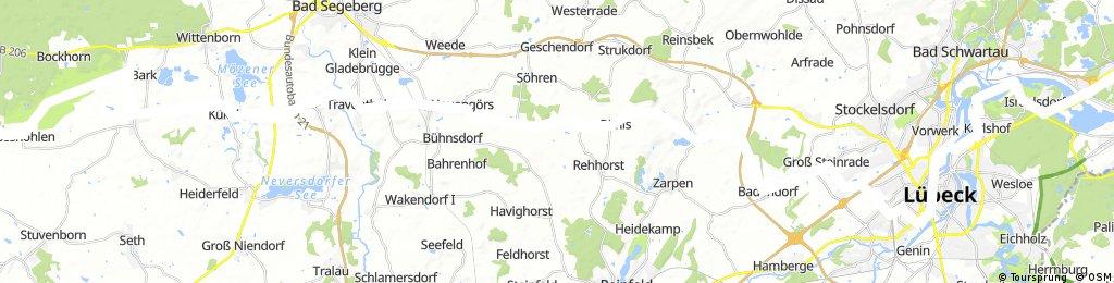 Hartenholm - Dräger - Kücknitz
