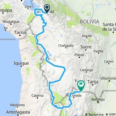 Bolivia 2018
