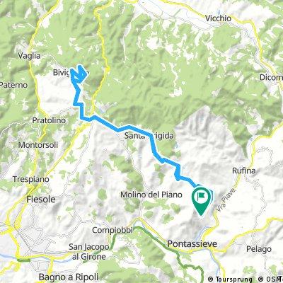 Pievecchia - Montesenario