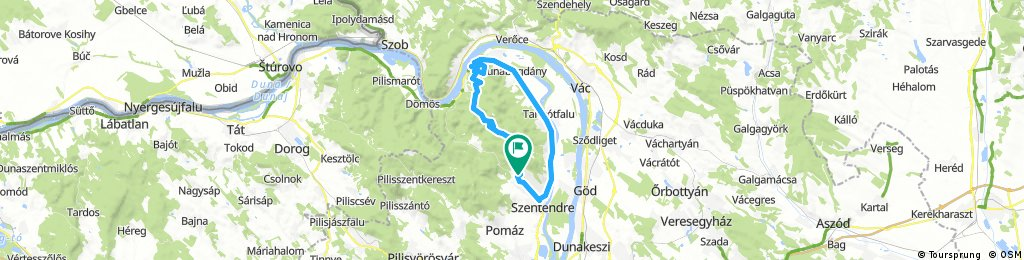 Skanzen-Paprét-Visegrád-Szentendre