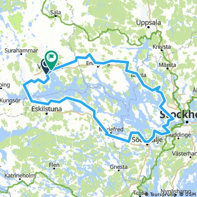 Västerås Bike Tour