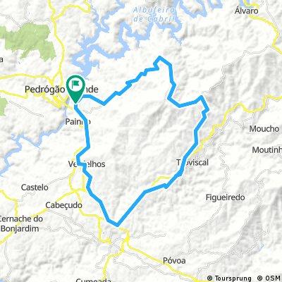 Pedrogão Pequeno - Madeirã - Sertã - PP
