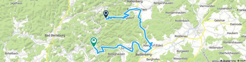 Tour Neuludwigsdorf