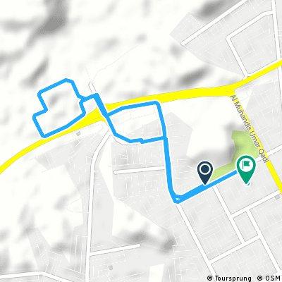 Short bike tour through Mecca