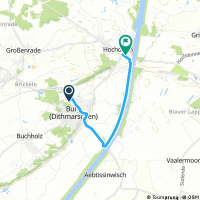 Freibad Burg - NOK - Hochdon