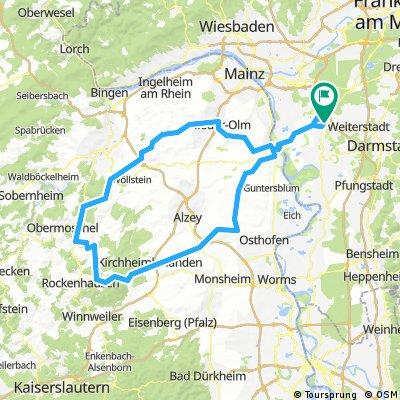 Über den Rhein