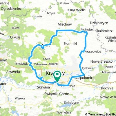 Wokół krakowa