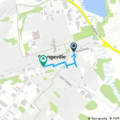 Orangeville - The Founders Tour (Historical)