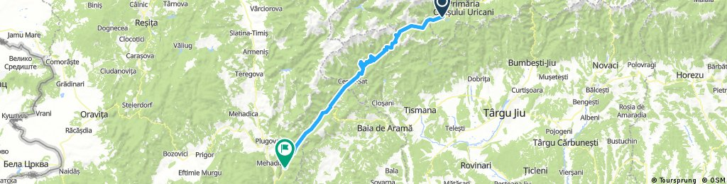 Lengthy bike tour from augusztus 14. 8:45