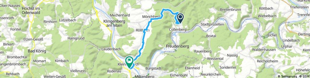 Mariä-Himmelfahrt Collenberg Mönchberg