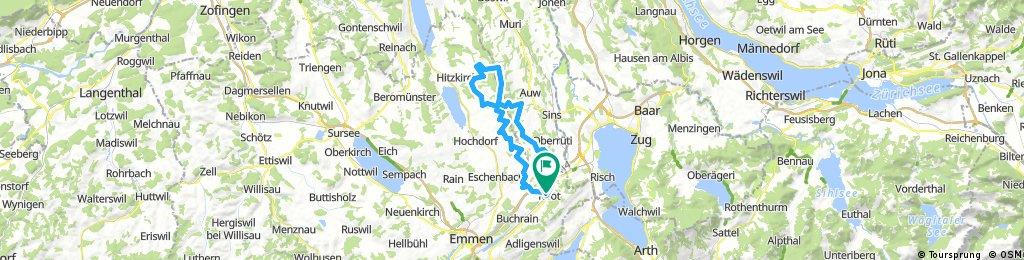 Horben - Müswangen - Ibenmoos