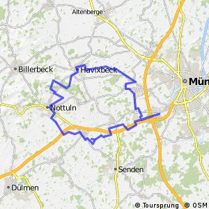 Discover online bike routes in Muenster Bikemap Your bike routes