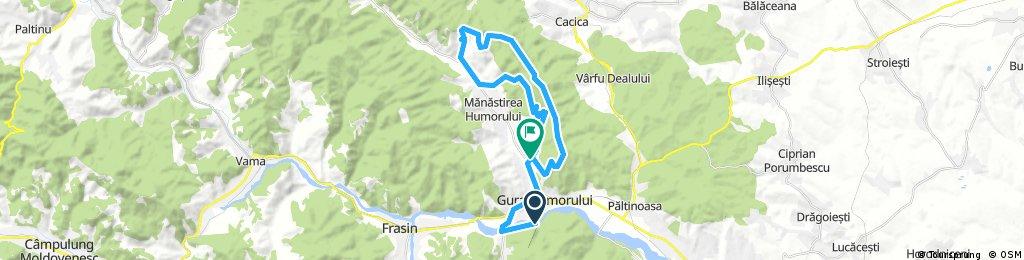 Bucovina MTB Maraton   Traseul Standard   Final