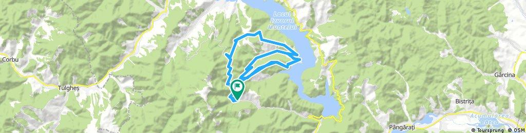 Marathon MTB Bicaz | Traseul Epic