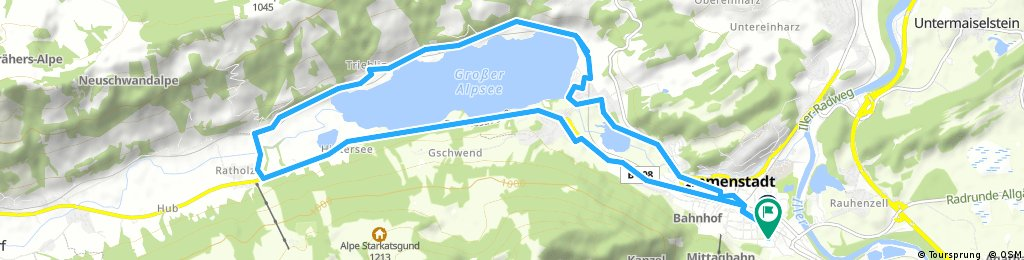 D-Immenstadt-Alpsee