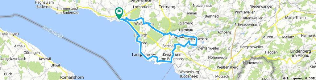 Bodensee Hinterland Friedrichshafen 43km#25