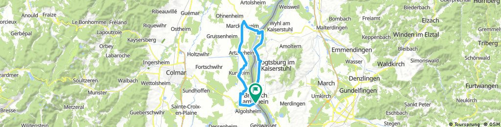 D - Breisach Rheintour
