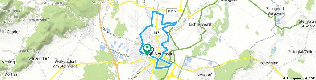 Wr.Neustadt - Rundfahrt