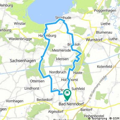 B. N. - Hagenburg - Steinhude