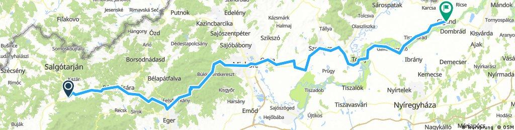 Bátonyterenye-Cigánd