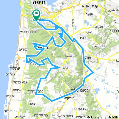 סטייג' הכנה לאפיק ישראל