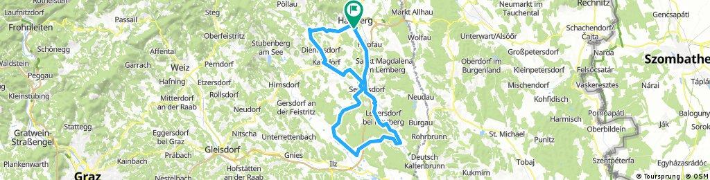 Hartbergerland Radmarathon 20.8.2017