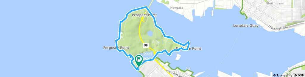 Stanley Park Loop (LEG 3)