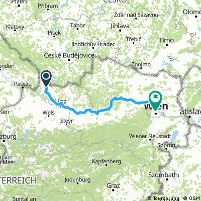 Rohrbach nach Wien 2017