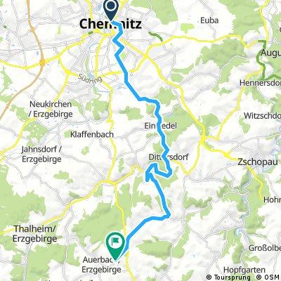 Chemnitz - Auerbach